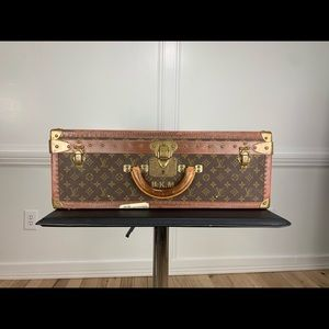 Louis Vuitton Alzer 60 Trunk